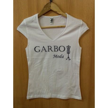Camiseta GARBO