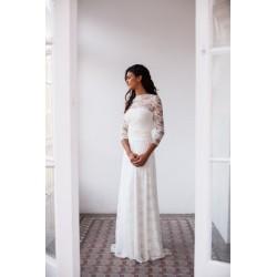 Vestido Frida Manga Lace Dress