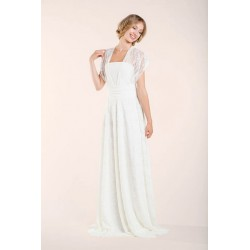 Gala Vintage Lace Dress