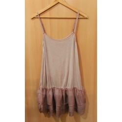 Vestido Lencero Mely